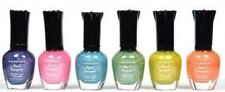 6 New Kleancolor HOLO COLLECTION Nail Polish Lacquer Colors