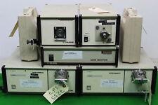 Gilson Hplc System Module Daten Master 621 Pumps 306 Dynamic Mischer 811B + Mehr
