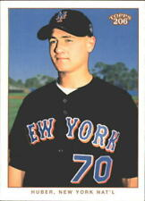 2002 (METS) Topps 206 #412 Justin Huber PROS Rookie