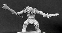 1x SORIEL PIT FIGHTER -WARLORD REAPER figurine miniature rpg jdr gladiator 14288