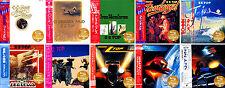 ZZ TOP Japan MINI LP 10 SHM-CD cotmplete set WPCR-15167-76