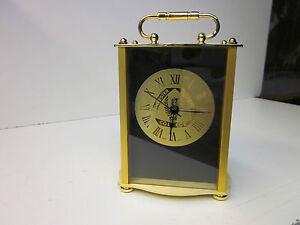 23K GP Gloucester County College CSI Classics Quartz Clock
