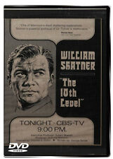 The Tenth Level DVD 1976 William Shatner - very rare!