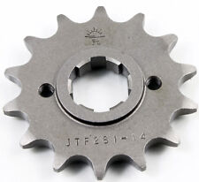 JT 1979-1981 HONDA XL500S COUNTERSHAFT STEEL SPROCKET 14T JTF281.14