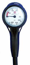 Scuba diving HIGH PRESSURE contents GAUGE regulator PONY cylinder CONSOLE SPG !!
