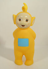 """RARE 1998 Yellow Laa Laa 6"""" Hasbro PVC Action Figure Teletubbies"""