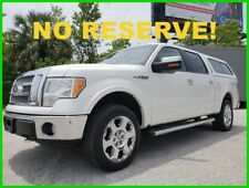 Ford F-150 Lariat 4X4 CREW CAB FLORIDA CARFAX NO RESERVE!