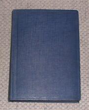 Leere Album Ansichtskarten-Album Postkarten-Album vor 1945 blau Foto-Album