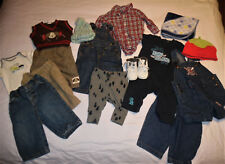 BABY BOYS Jeans Overalls Hat NIKE Shoes Pants MIX & MATCH LOT 0 to 9 Months
