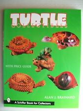 Antique Turtle Collectibles $$ id Price Guide Collector's Book