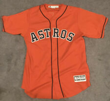 Carlos Correa Adult Size MEDIUM SEWN Jersey by Majestic - Houston Astros, Nice !