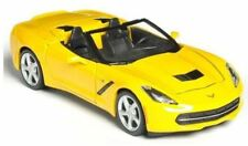 Maisto 1/24 Diecast Corvette Stingray Convertible Special Edition Yellow