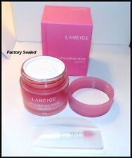 NEW in BOX LANEIGE Korean Lip Sleeping Mask (Berry)  20g/0.71 oz.  Retail $20.00