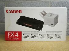 Canon FX4 FX-4 1558A002[AA]Toner Cartridge NEW SEALED BOX