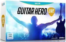 Guitar Hero Live (WIiiU) (2015)