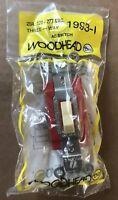 NEW Woodhead 1993-I Ivory Switch 20A 120/277V 3-Way, Box of 10