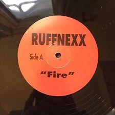 "RUFFNEXX Fire 12"" Original 1994 Random Rap NM"