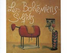 CD LES BOHEMIENS SULFIDES same RARE DUTCH JAZZ EX+