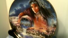 "Rhtf ""The Waters Of Life"" Franklin Mint Ltd Ed Collector Plate-Free Shipping"