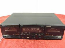 Pioneer Stereo Double AutoReverse Cassette Player/Recorder CT-W600R Vintage