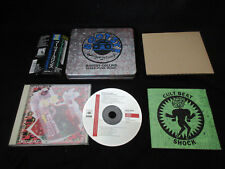 Bootsy Collins What's Bootsy Doin Japan Tin Can Box CD with OBI Book Funk