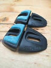 New Old Stock SPECIALIZED toe clip pedal cycling cleats