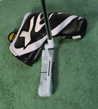 "NEW RH YES! Callie 12 Mid 43"" White Putter with Head Cover"