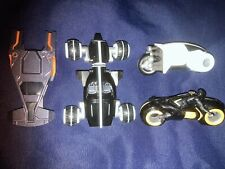 Disney Tron Legacy Movie Diecast Cars Vehicles Lot Of 4