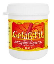 Gefäß Fit 45g Pulver mit Pycnogenol®, starke antioxidative Eigenschaften