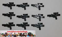10X Lego® 58247 Star Wars Waffen Gewehre Weapon Gun Blaster Short