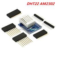 DHT22 AM2302 Digital Temperature and Humidity Sensor Shield D1 Mini Wemos Module