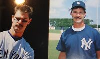 1989 Barry Colla Postcards Don Mattingly 8 cards