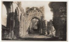 Monmouthshire; Abergavenny, Llanthony Abbey RP PPC, Unposted, By Photochrom