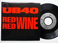 UB 40 Red red wine 90512 france  Discotheque Rrr