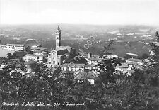 Cartolina Monforte d' Alba Panorama