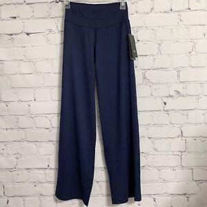 Mizuno Drylite Women's Elite 9 Navy Pants Long XXS New