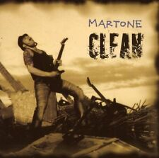 Martone - Clean ( CD 2008 ) NEW / SEALED