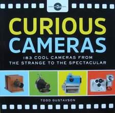 BOEK/LIVRE : Curious Cameras (antiek, vintage, oud fototoestel, appareil photo