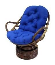 Soft, Tufted Papasan Swivel Rocker Cushion [ID 376083]