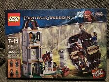 LEGO #4183 The Mill Disney's Pirates of the Caribbean New in Box! Sealed!