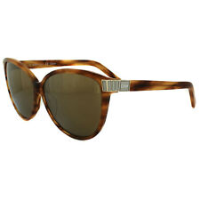 2f17057064d Chloe Sunglasses CE 603s 282 Striped Brown Brown