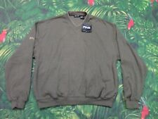Ping Collection Pullover Golf Sweatshirt with Pockets Green Mens size Small
