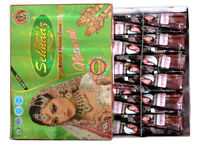 Vimal's Sehnaaz Natural Henna Mehandi Cones for Face Freckles and Body Art