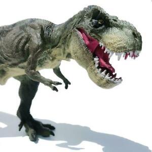"12"" Large Tyrannosaurus Dinosaur Toy Educational Model Gift Birthday For A6F3"