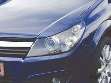 Kamei Scheinwerferblenden für Opel Astra H