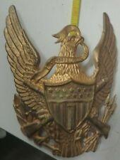 1st Infantry M1881 Eagle Helmet Plate.