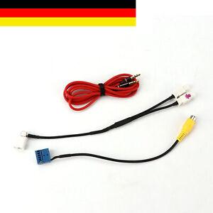 Audio Antenna adapter AV Cable For Original CarPlay RCD330 Plus Radio 6RD035