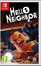 Hello Neighbor FOR NINTENDO SWITCH GAME BRAND NEW FACTORY SEALED