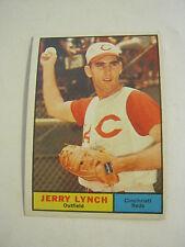 1961 Topps #97 Jerry Lynch Baseball Card, Good Cond (GS2-b5)