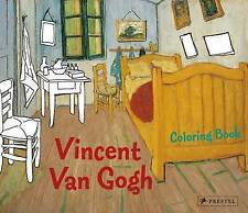 Coloring Book Vincent Van Gogh (Colouring Books), Annette Roeder, New Book